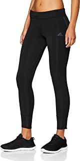 adidas Women's CF6237 Response Climawarm Tight, Black/Black