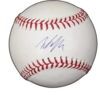 Wil Myers San Diego Padres Signed Autographed Official Major League Baseball JSA COA