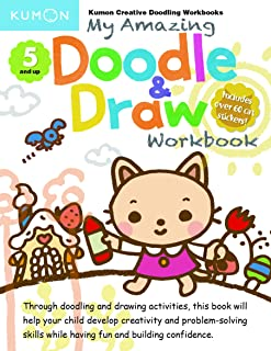 My Amazing Doodle and Draw Workbook (Kumon Doodle and Draw)