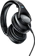 هدفون Shure SRH440 Professional Studio برای ضبط در خانه و استودیو طراحی شده است