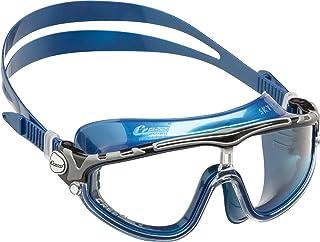 Cressi Skylight Goggles - 180 Degrees View Anti Fog Premium Swim/Pool Goggles - 100% Anti UV