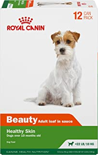 Royal Canin Canine Health Nutrition Adult Beauty Canned Dog Food