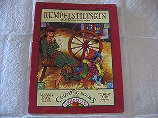 RUMPELSTILTSKIN COLORING AND ACTIVITY BOOK