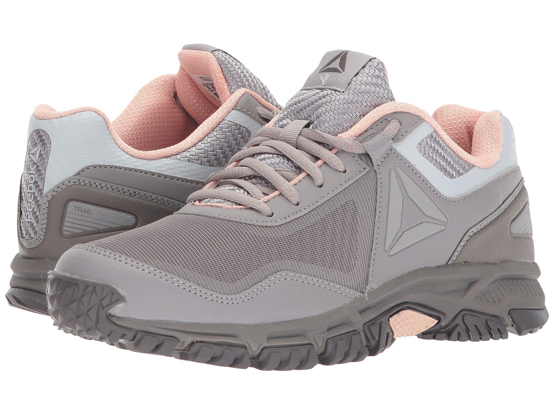 ReebokRIDGERIDER TRAIL 3.0 - Trail running shoes - blue/black/tin grey 69rI6wt