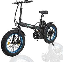 Best 500w folding electric bike Reviews