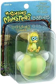 My Singing Monsters Baby Dandidoo Collectible Figure with Egg