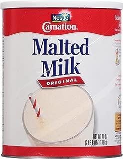 Carnation Malted Milk, 40 oz