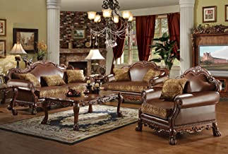 Amazon Com Victorian Living Room Sets
