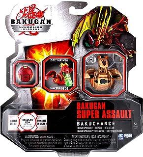 Bakugan Gundalian Invaders Super Assault Bakuchance Green