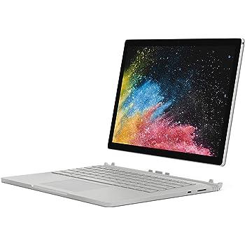 "2017 Surface Book 2 15"" Bundle (3 items): Core i7 16GB 512GB SSD, Surface Pen Platinum and Mini DisplayPort"