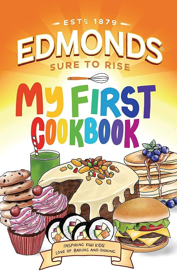 中に一時停止滞在Edmonds My First Cookbook (English Edition)