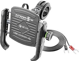 Interphone SMMOTOCRABUSB SMMOTOALUSB, Schwarz, USB