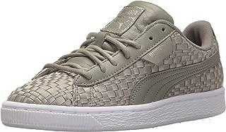 PUMA Women's Basket Satin En Pointe Wn Sneaker