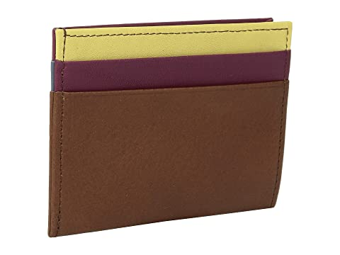 Picasso Rasberry Weekend Bosca Blue Wallet Amarillo Chestnut F1nSqd