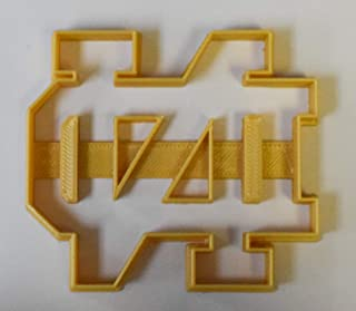 notre dame cookie cutter