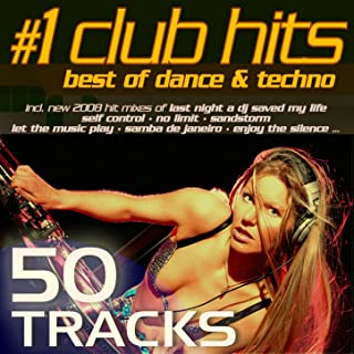 #1 Club Hits (2008 - Best Of Dance, House, Electro, Trance & Techno (New Edition))