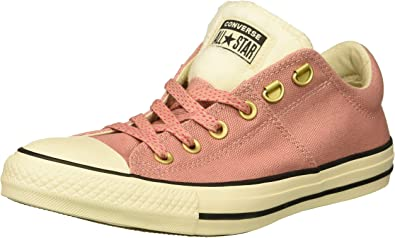 Converse Women's Chuck Taylor All Star Faux Fur Madison Low Top Sneaker