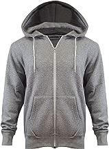 Mymixtrendz/® Mens Full Zip Up Contrast Cord Fleece Tracksuit Hoodie Jogging Joggers Gym Suit