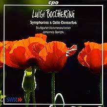 Boccherini, L.: Symphony, Op. 43 / Cello Concertos - G. 477, 479 / Divertimento Notturno, Op. 41