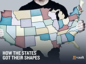 How The States Got Their Shapes Season 2
