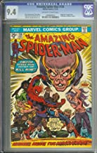 AMAZING SPIDER-MAN #138 CGC 9.4 OW/WH PAGES
