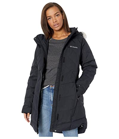 Columbia Lay D Down II Mid Jacket (Black Metallic) Women