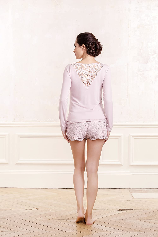 Cache Coeur Womens Sofia Maternity Pyjama Bottoms