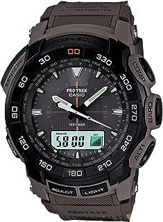 Men's PRG550B-5 Pathfinder Triple Sensor Multi-Function Sports Watch