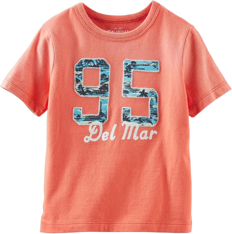 OshKosh B'gosh Logo Tee (Toddler/Kid) Orange