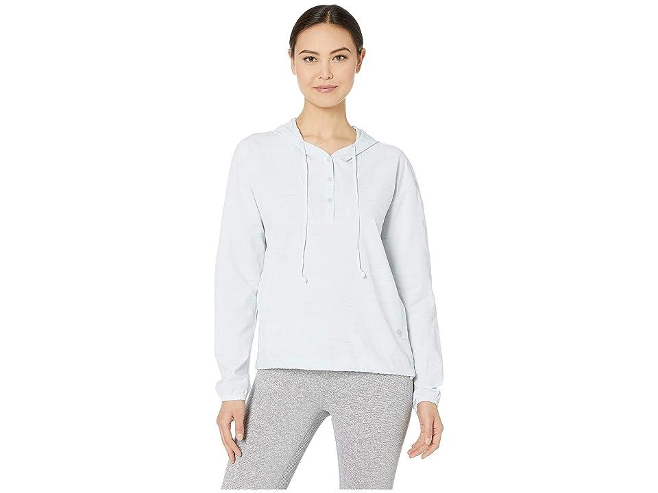 Mountain Hardwear Mallorcatm Stretch Long Sleeve Shirt (Zinc) Women