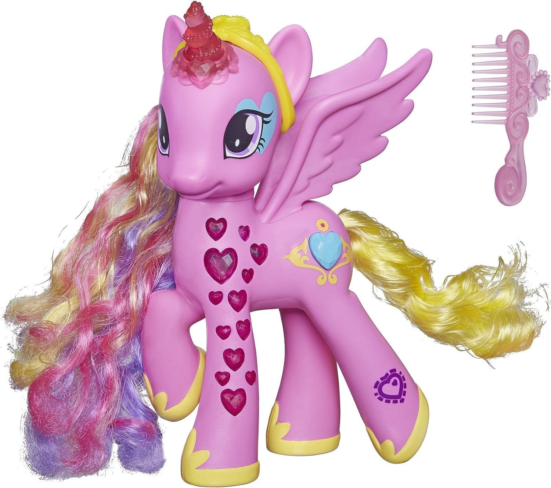 My Little Pony  B13701010  Minipoupée  Princesse Cadance  Coeurs Lumineux