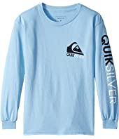 Quiksilver Kids Two-Tone Long Sleeve (Big Kids)
