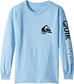 Quiksilver Kids - Two-Tone Long Sleeve (Big Kids)