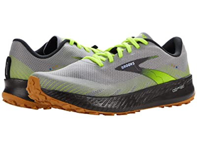 Brooks Catamount (Grey/Nightlife/Black) Men