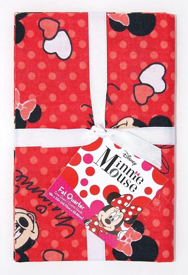 Minnie Mouse Fat Quarter (18