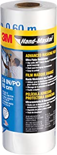 3M Hand-Masker Advanced Masking Film 24-Inch x 180-Feet, 12-Roll Case Pack (AMF24)