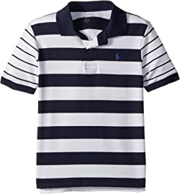 Polo Ralph Lauren Kids - Moisture-Wicking Polo Shirt (Little Kids/Big Kids)