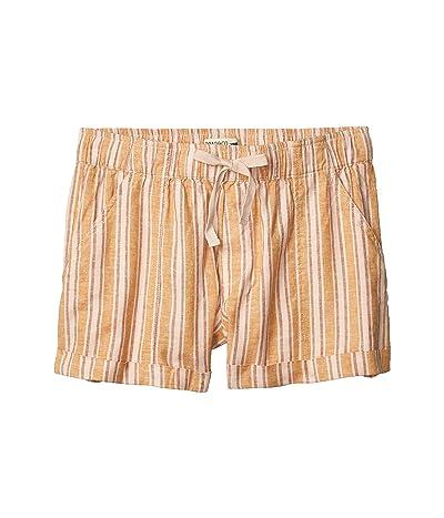 Toad&Co Taj Hemp Shorts (Sunset Stripe) Women