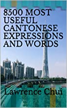 8500 MOST USEFUL CANTONESE EXPRESSIONS AND WORDS (English Edition)