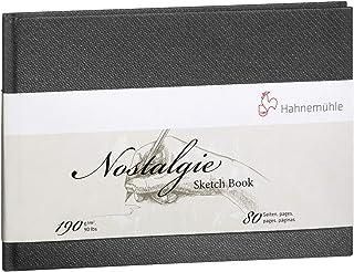 Hahnemuhle Nostalgie Sketch Book, Landscape - A4