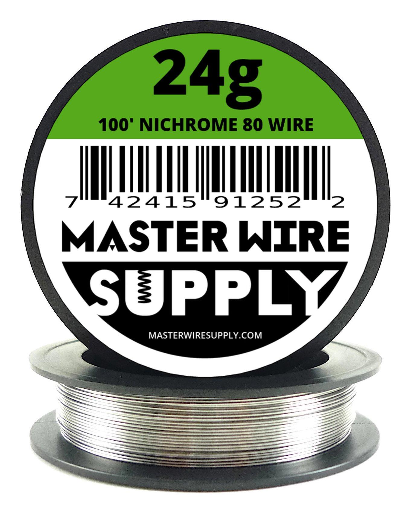 Nichrome 80 Gauge Resistance Wire