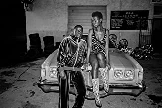 Black Love Museum Quality Poster Wall Art-Queen and Slim (11x17)