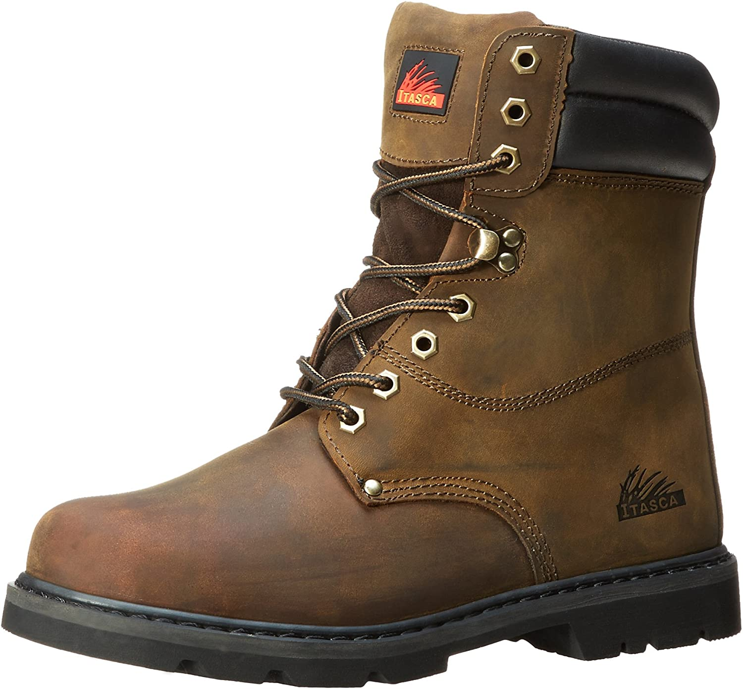 Itasca Men's Force 10 Safety Toe-M