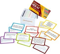 HESI A2 Flash Cards: HESI A2 Flashcard Study Guide 2020-2021: Review for the HESI Admission Assessment Exam 4th Edition PDF