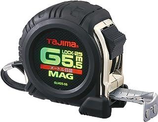 タジマ(Tajima) コンベックス 5.5m×25mm Gロックマグ爪25 GLM2555BL