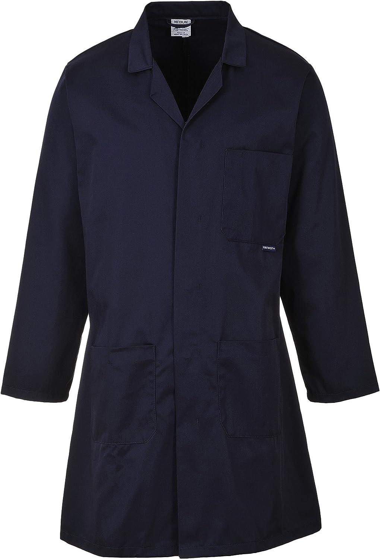 Portwest Workwear Mens Standard Coat