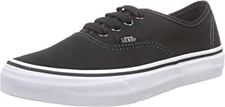 Vans Authentic Kids Shoes Iridescent Eyelet Black Multi