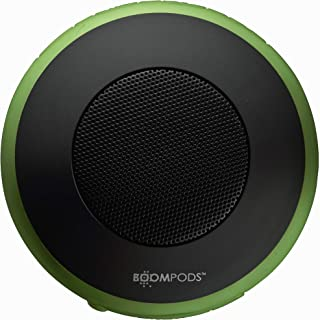 Boompods AQPGRN Aquapod Bluetooth Speaker & Sports Mount Kit - Green (Pack of 1)