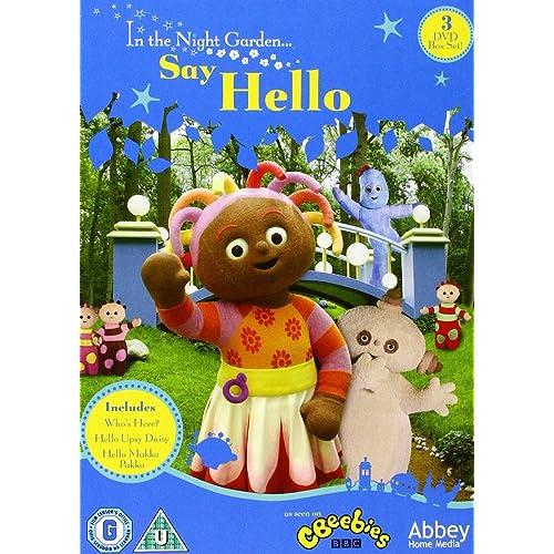 In The Night Garden - Say Hello (TRIPLE SET)