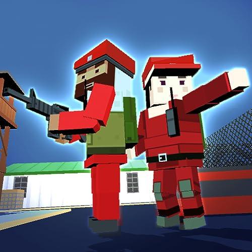Pixel Combat : FPS Guns Shooting